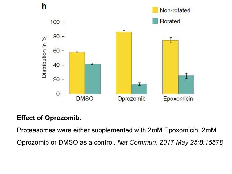 APExBIO - Oprozomib (ONX-0912) Proteasome inhibitor CAS