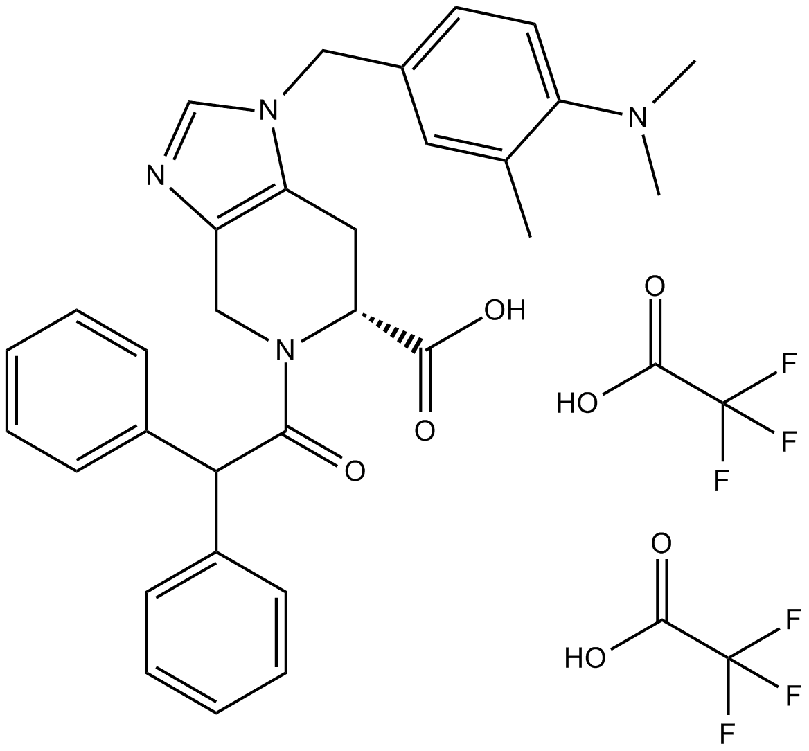 PD 123319 ditrifluoroacetate