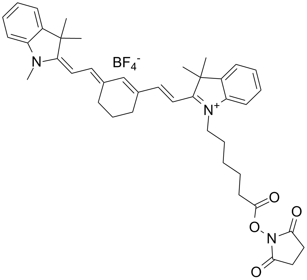 Cy7 NHS ester (non-sulfonated)