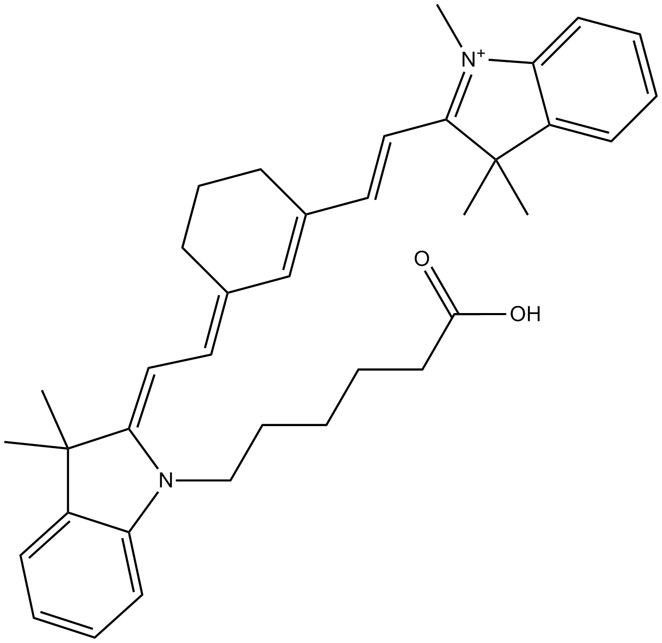 Cy7 carboxylic acid (non-sulfonated)