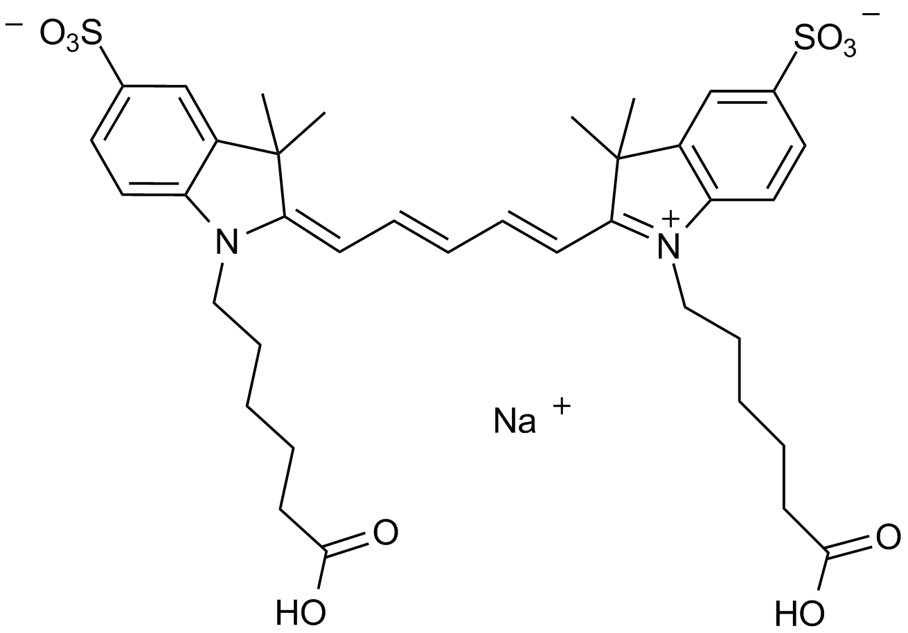 Cy5 Bis carboxylic acid