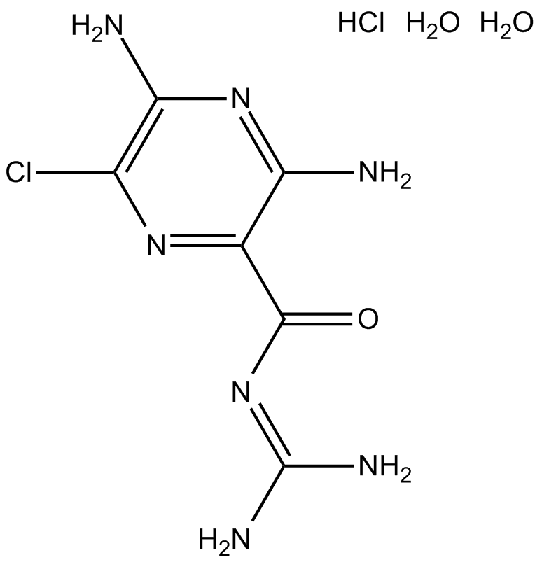Amiloride HCl dihydrate