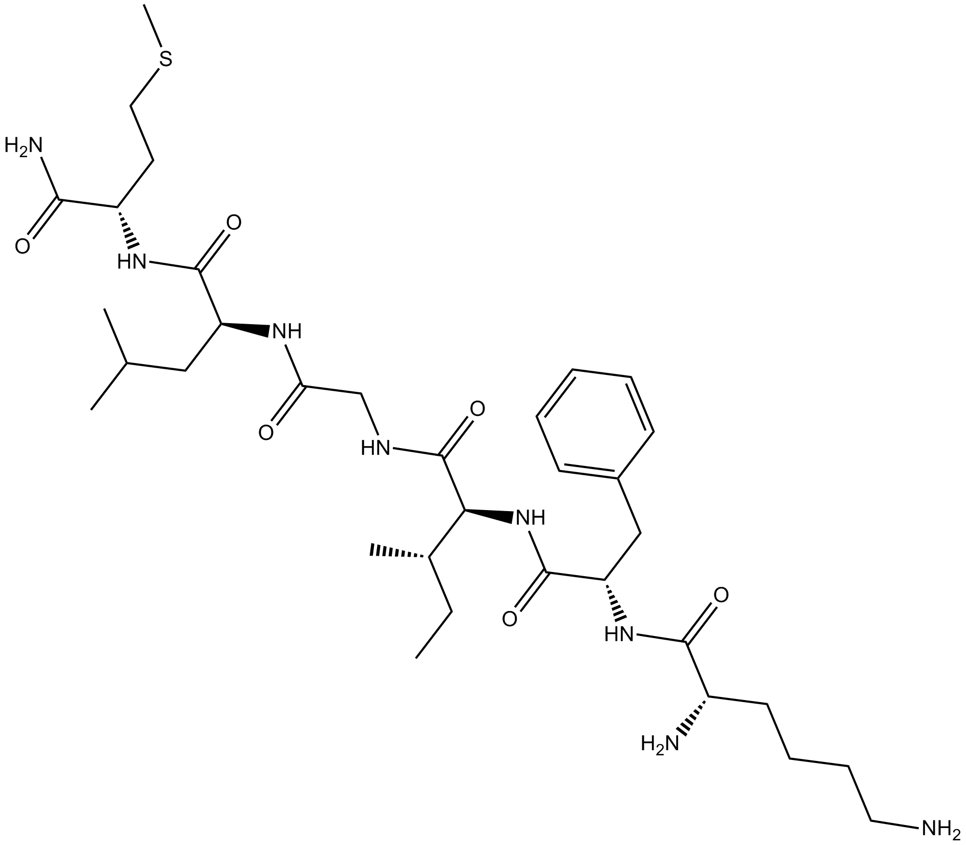 Eledoisin-Related Peptide