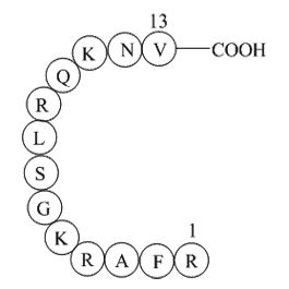 [Ser25] Protein Kinase C (19-31)