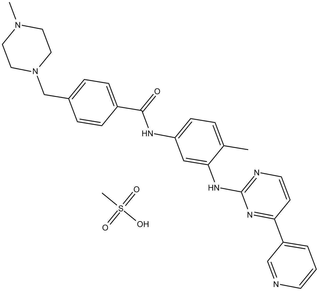 Imatinib Mesylate (STI571)