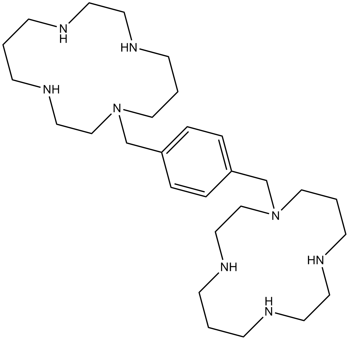 Plerixafor (AMD3100)