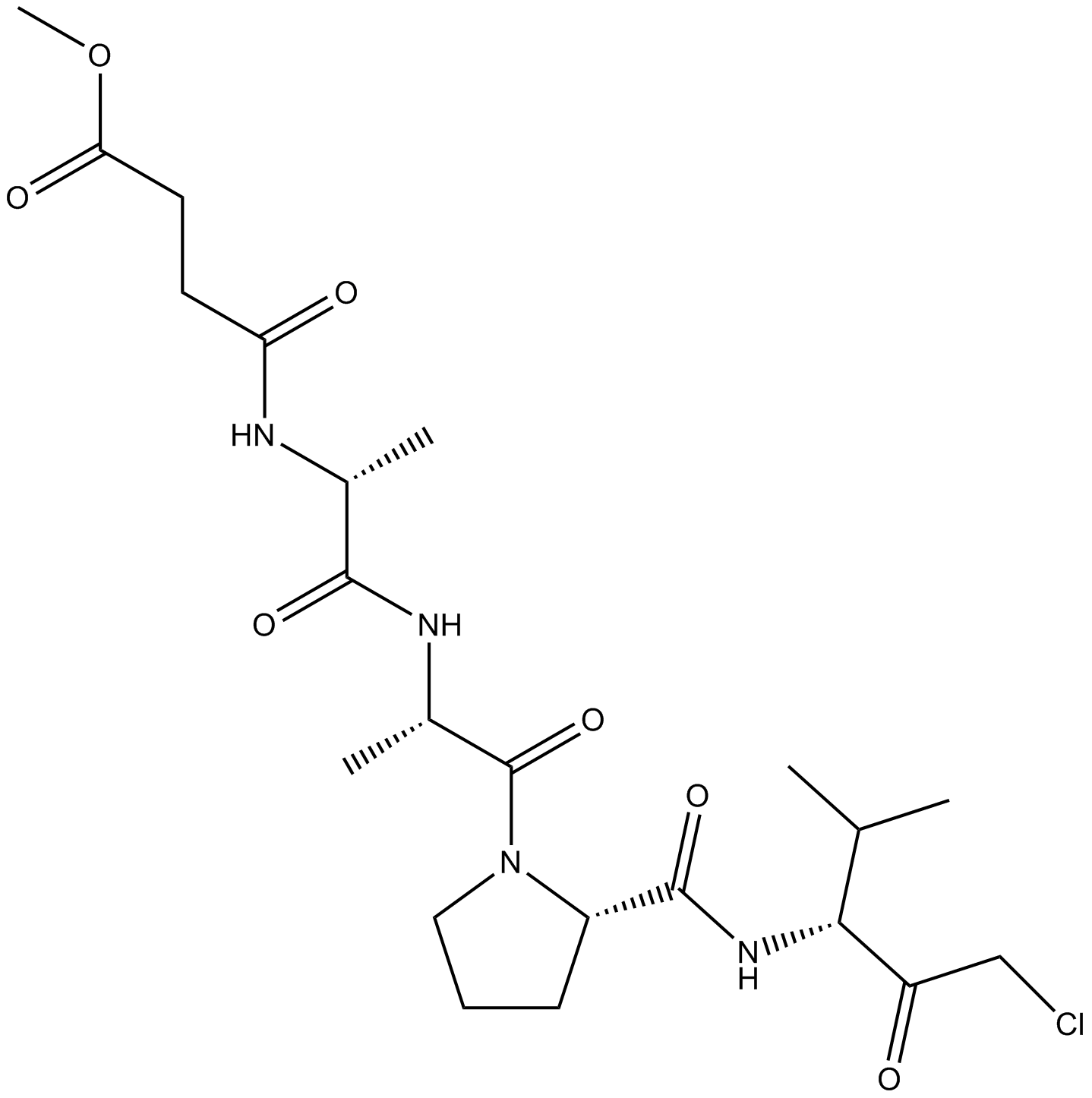 Elastase Inhibitor, SPCK