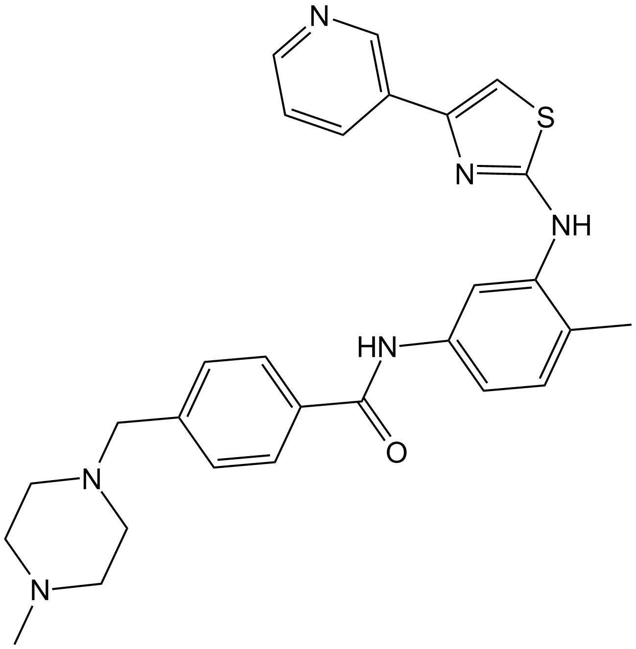 Masitinib (AB1010)