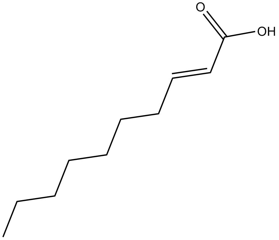 (E)-2-Decenoic acid