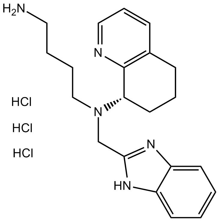 AMD-070 hydrochloride