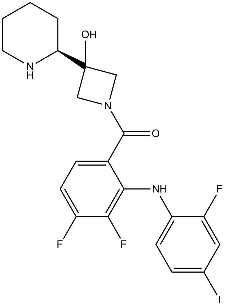 Cobimetinib (racemate)