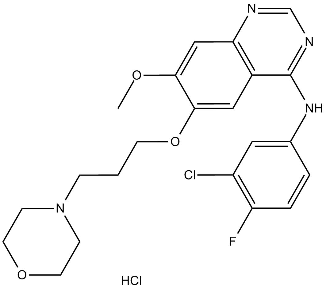 Gefitinib hydrochloride