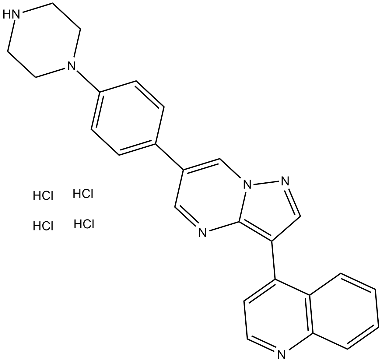 LDN193189 Hydrochloride