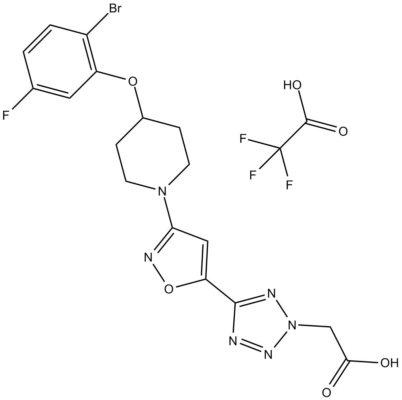 MK-8245 Trifluoroacetate