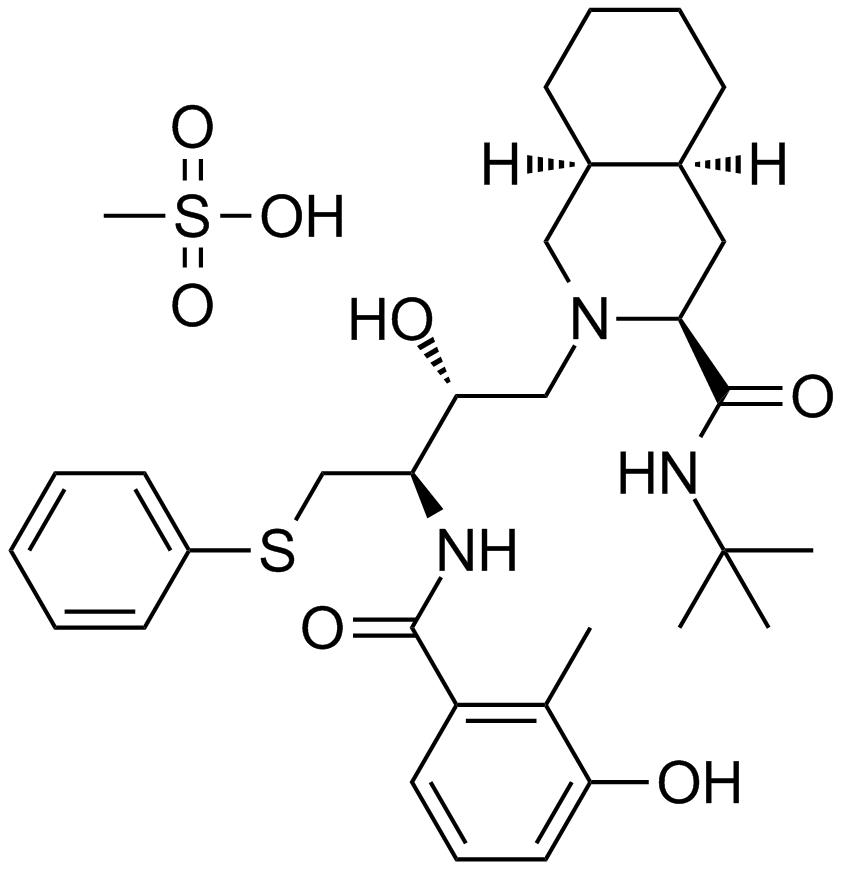 Nelfinavir Mesylate