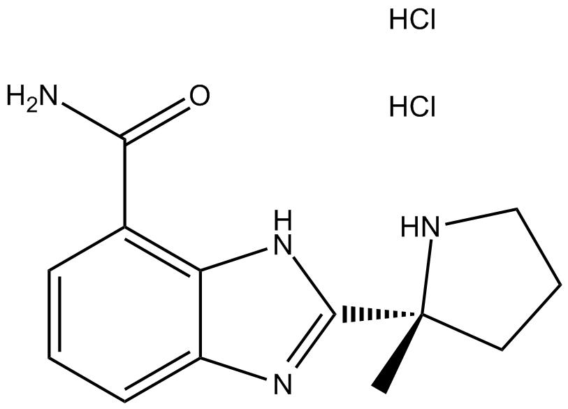 Veliparib dihydrochloride
