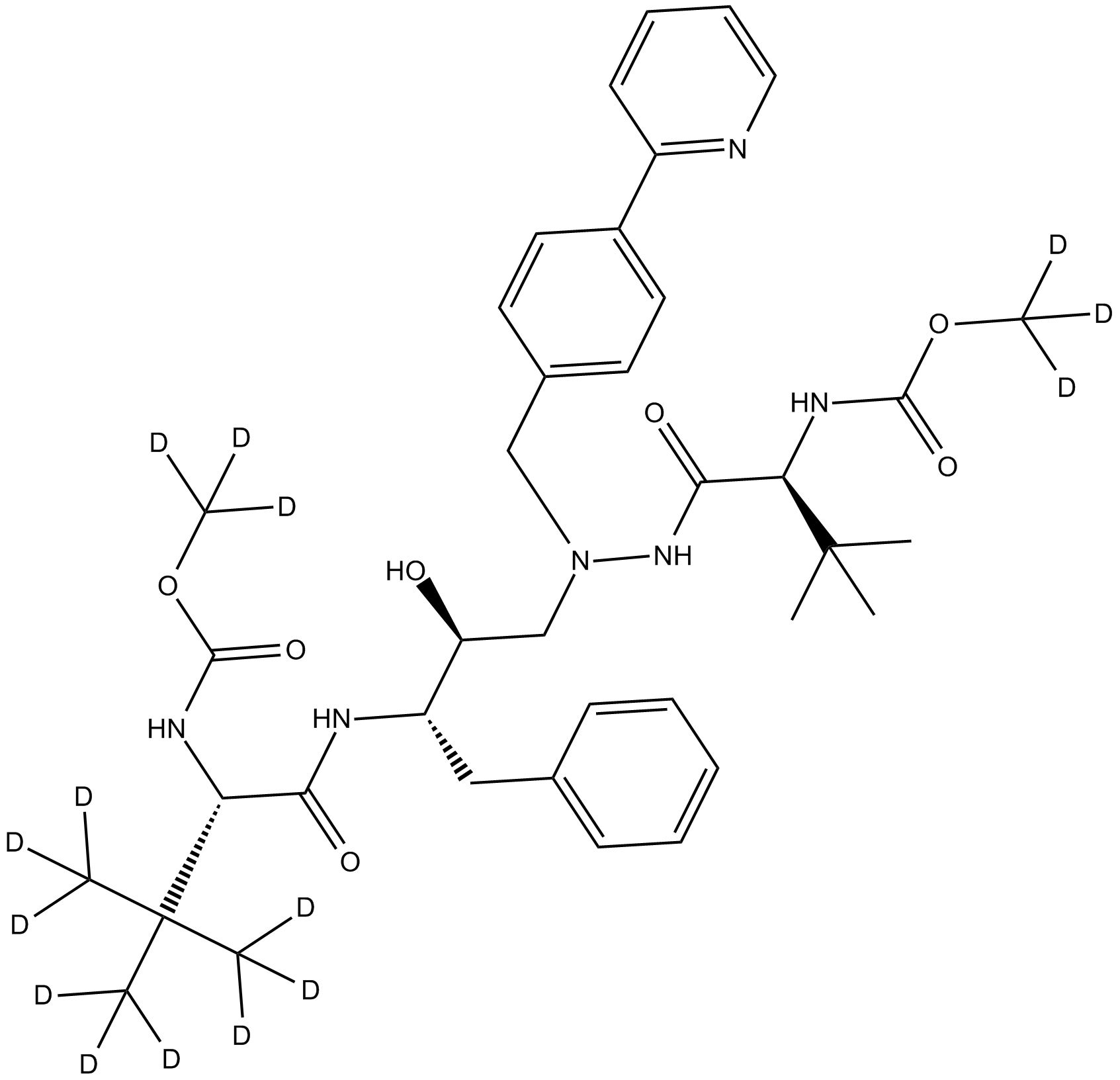Deuterated Atazanivir-D3-1
