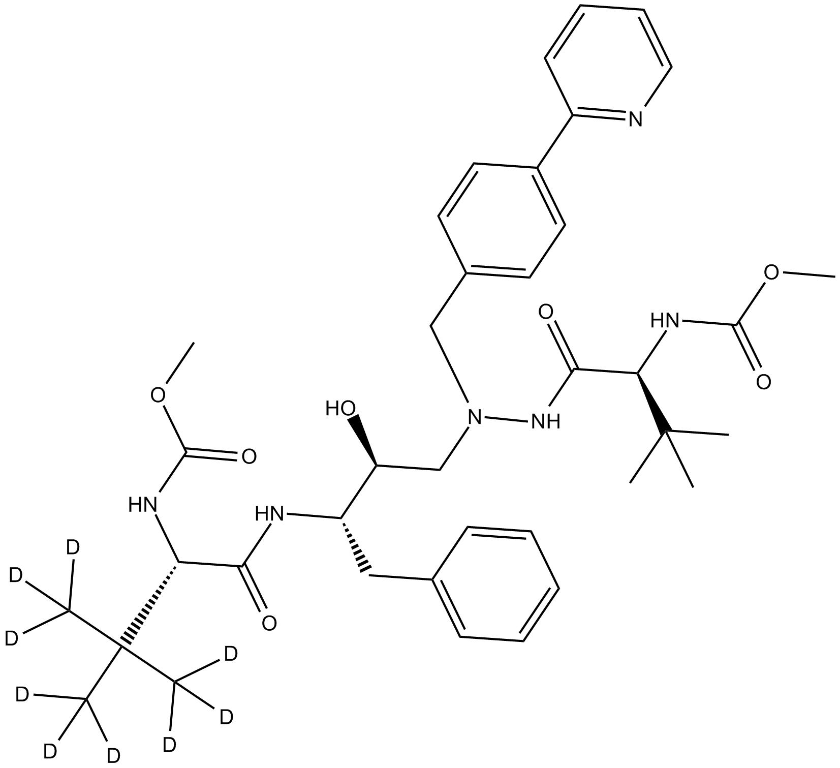 Deuterated Atazanivir-D3-2