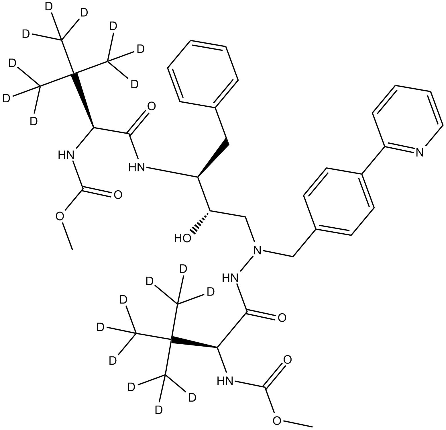 Deuterated Atazanivir-D3-3