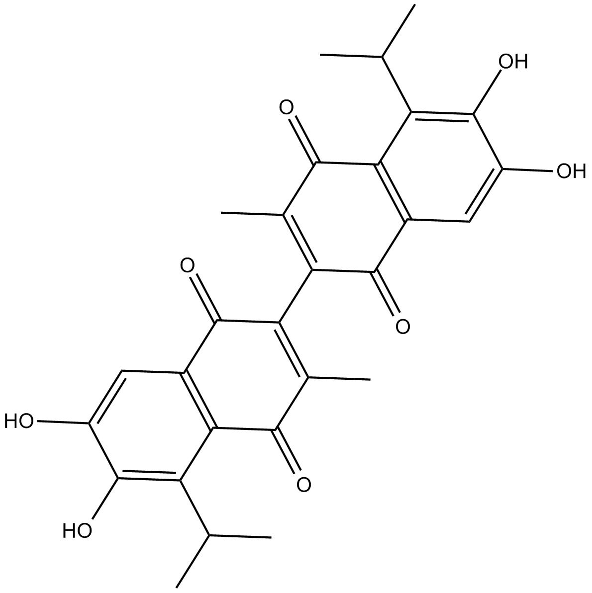 Apogossypolone (ApoG2)