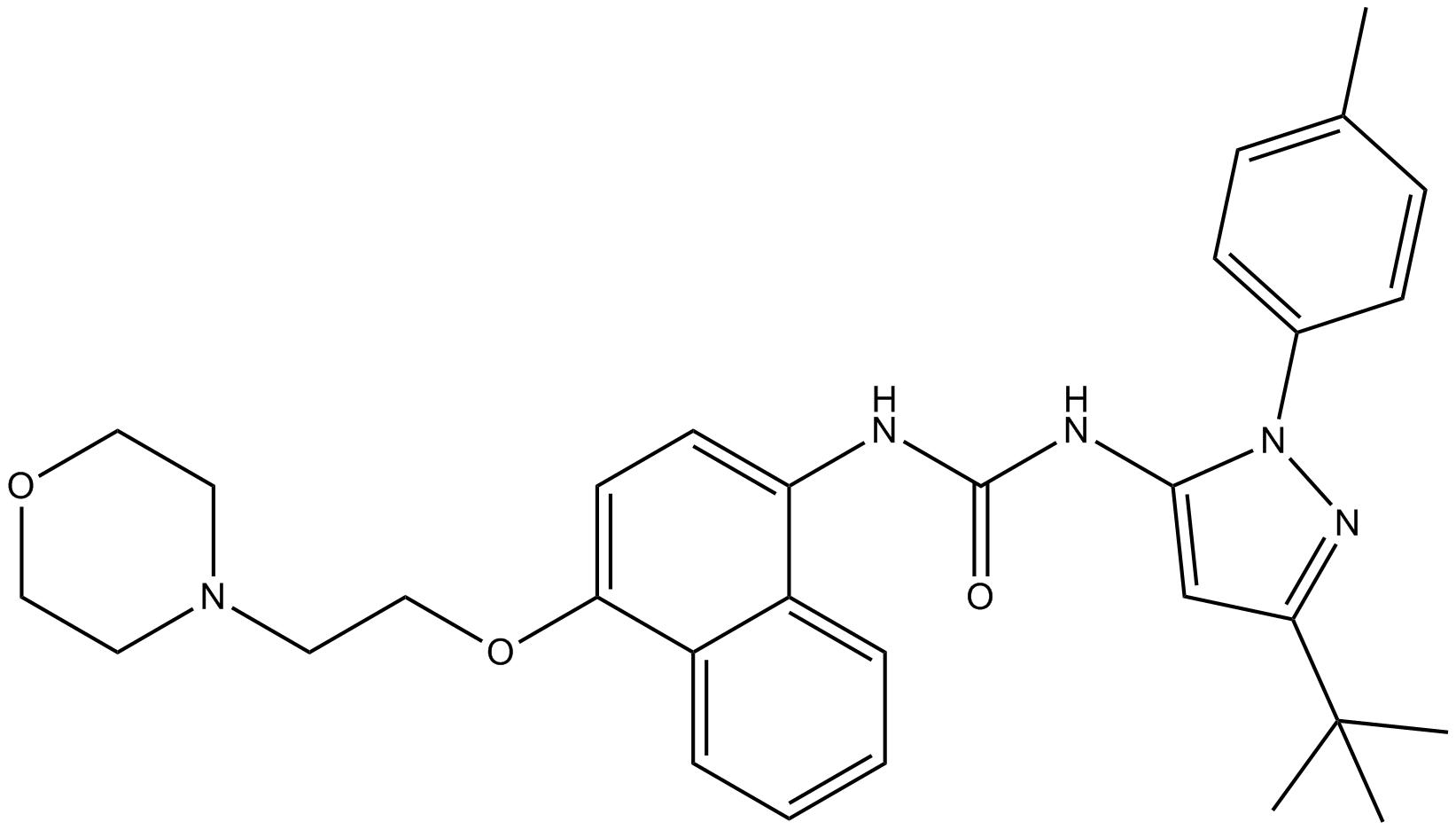 BIRB 796 (Doramapimod)