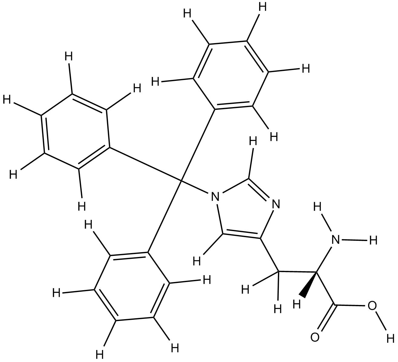 H-His(Trt)-2-Chlorotrityl Resin