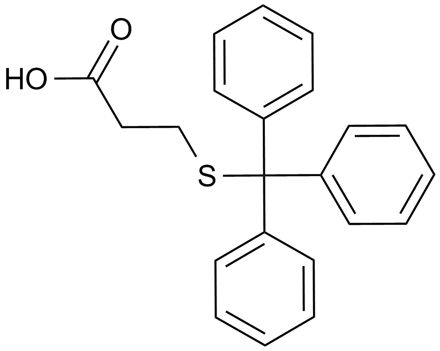 3-Tritylmercapto-Propionicacid