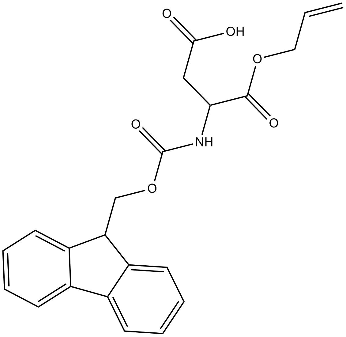 Fmoc-Asp-OAll