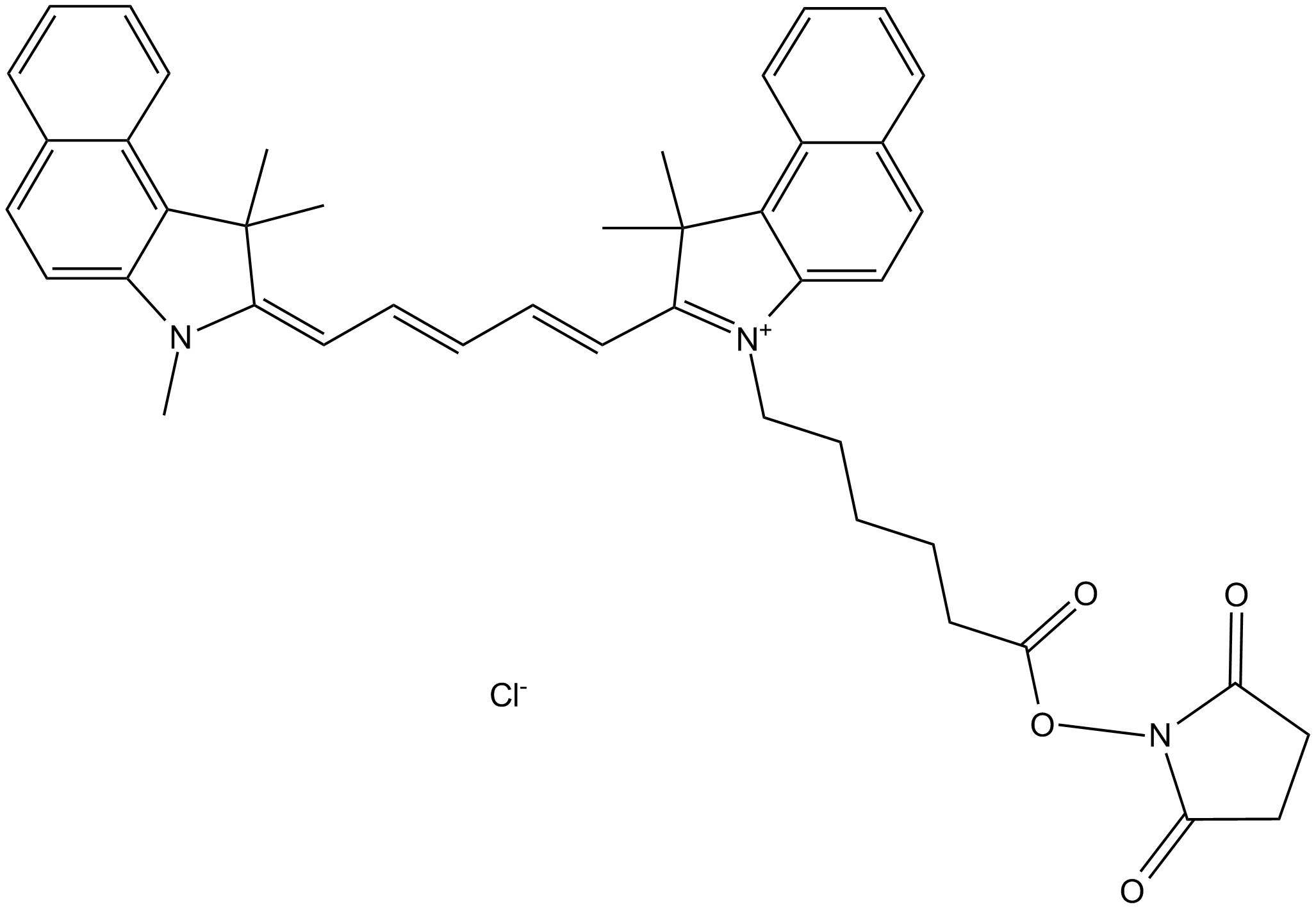 Cy5.5 NHS ester