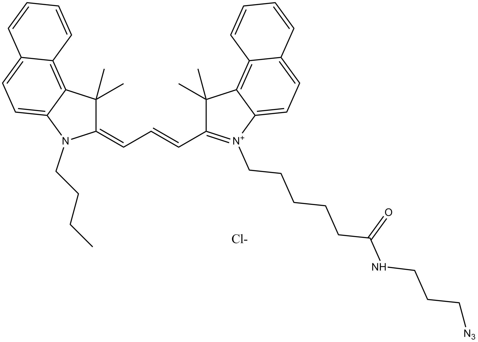 Cy3.5 azide