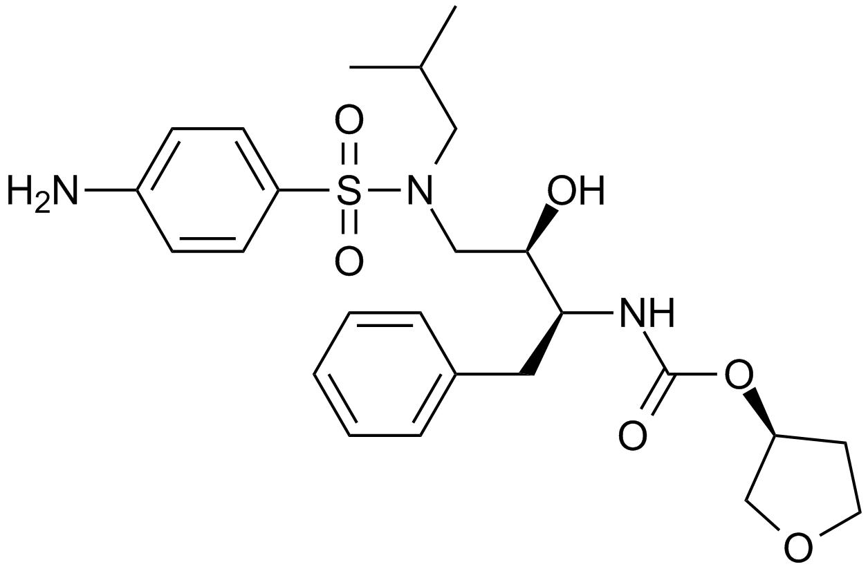 Amprenavir(agenerase)