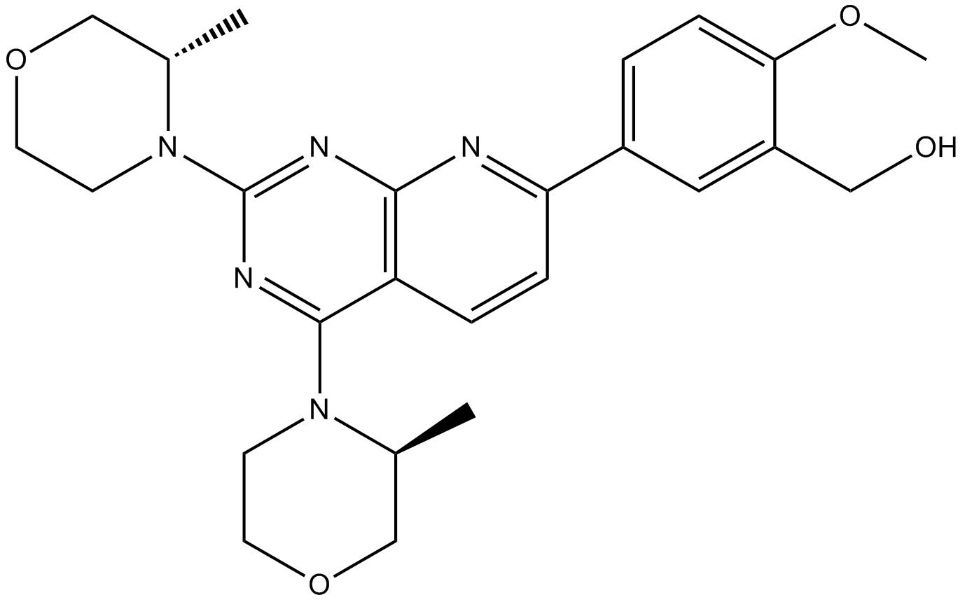 AZD8055