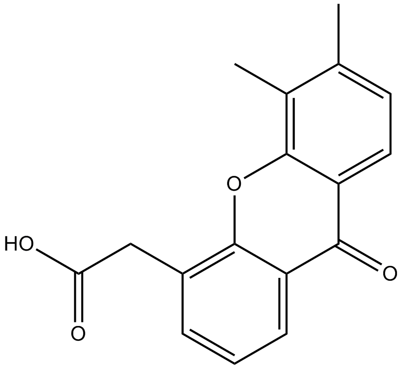 DMXAA (Vadimezan)