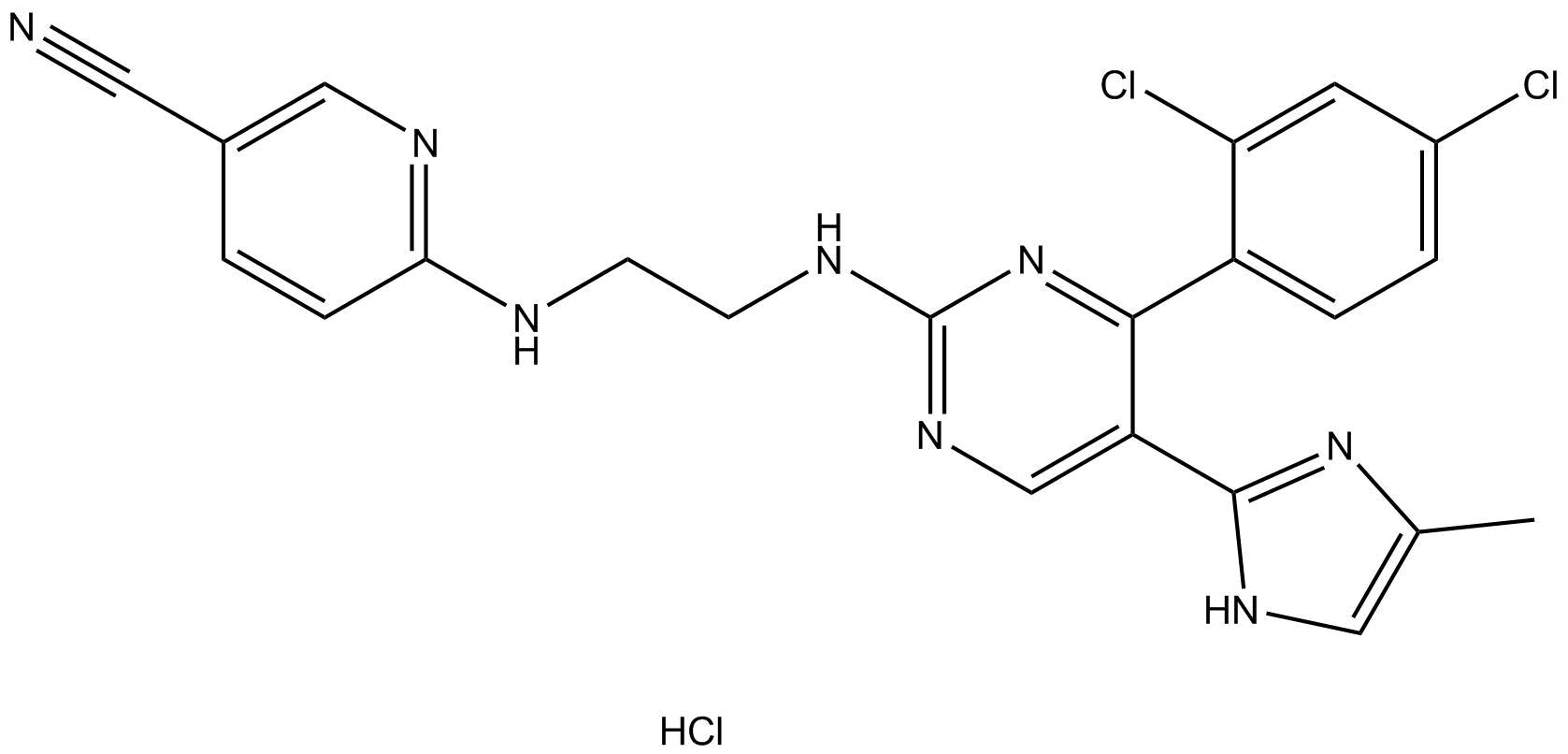 CHIR-99021(CT99021)HCl