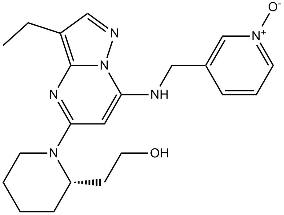 Dinaciclib(SCH727965)