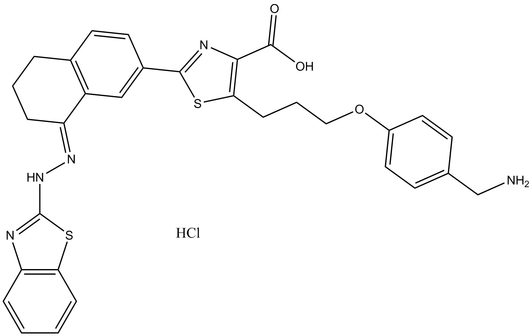 WEHI-539 hydrochloride