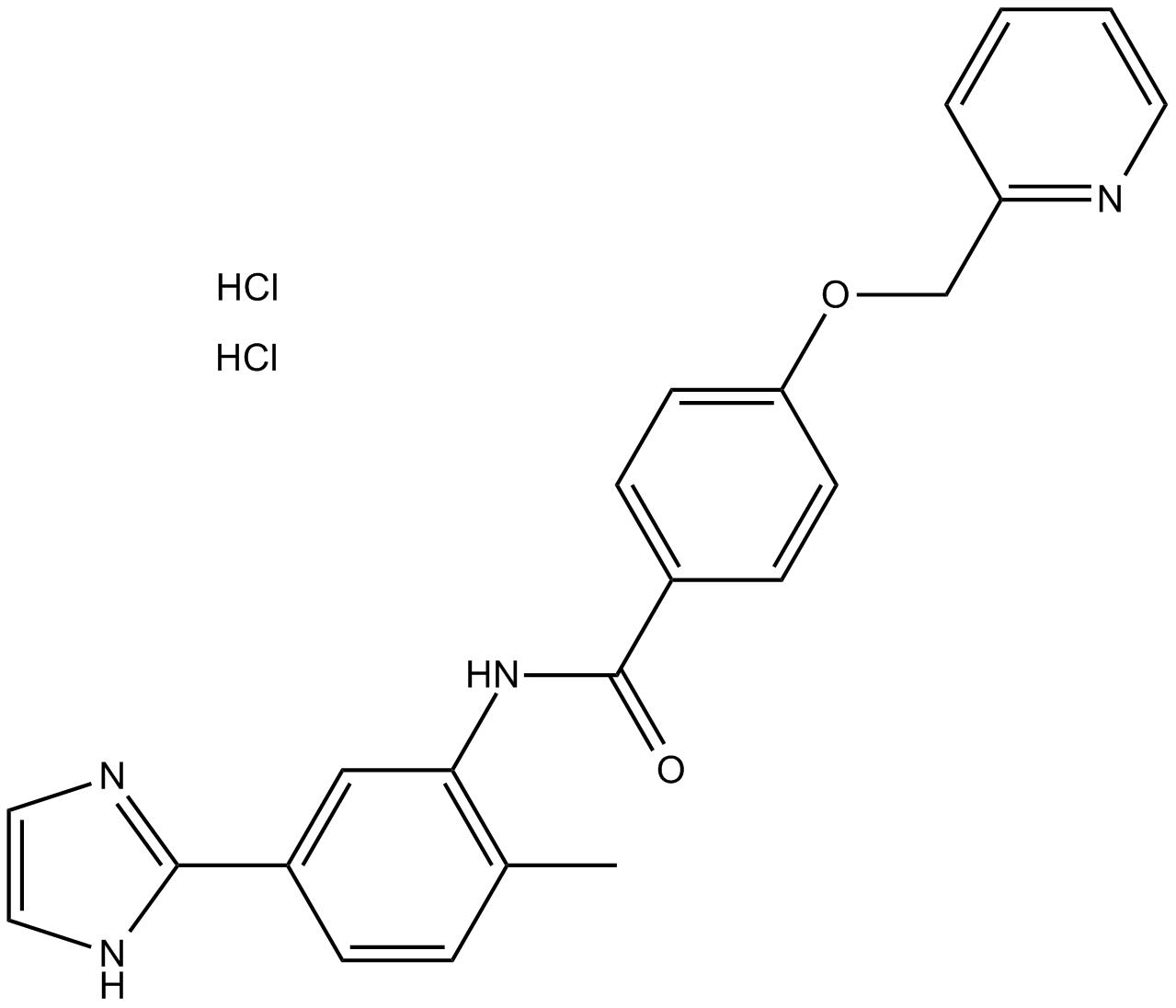 AZ 12080282 dihydrochloride