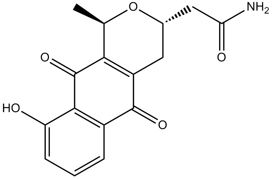 Nanaomycin C
