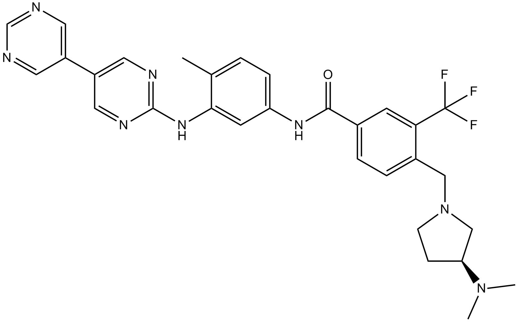 Bafetinib