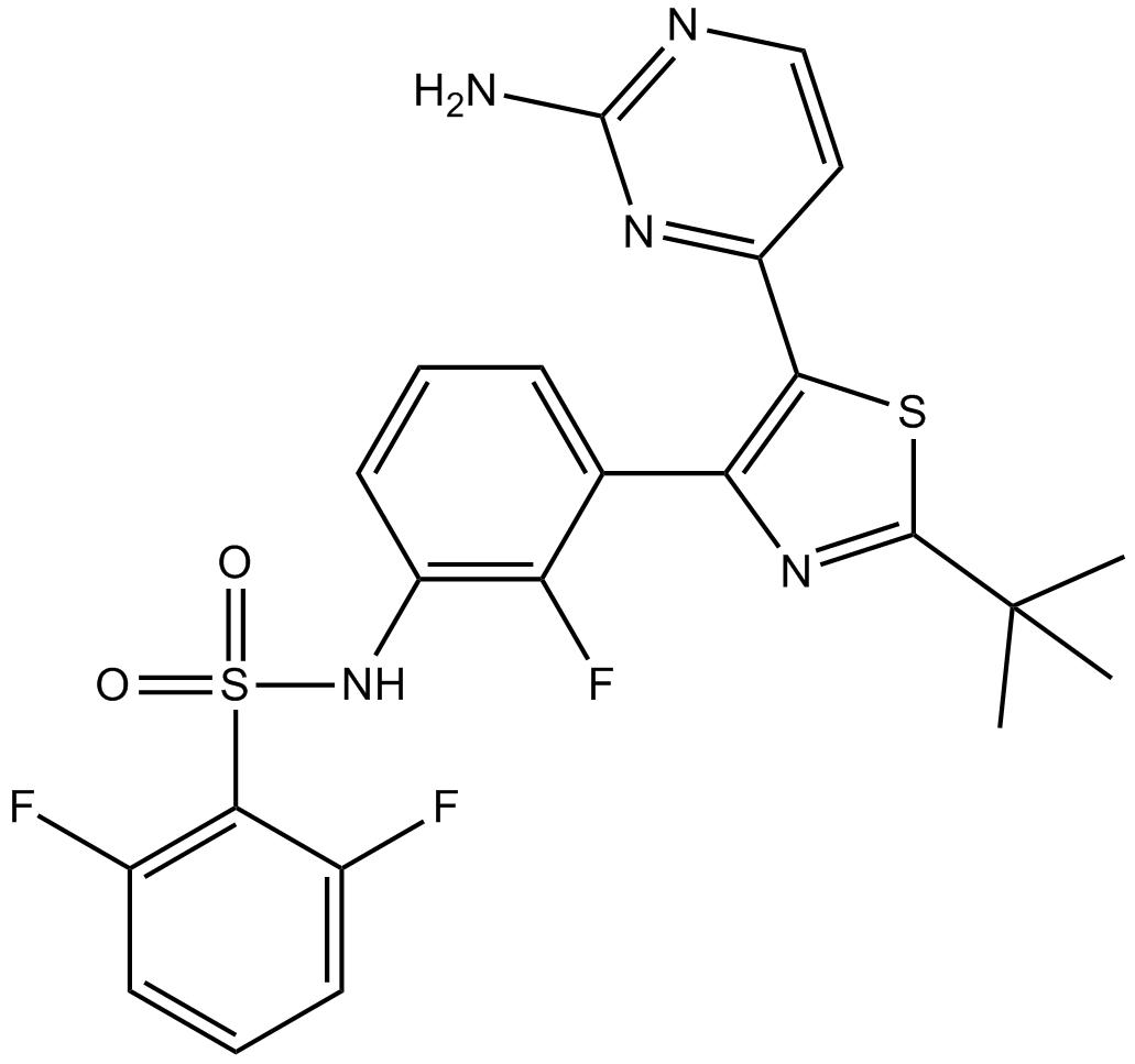 Dabrafenib (GSK2118436)