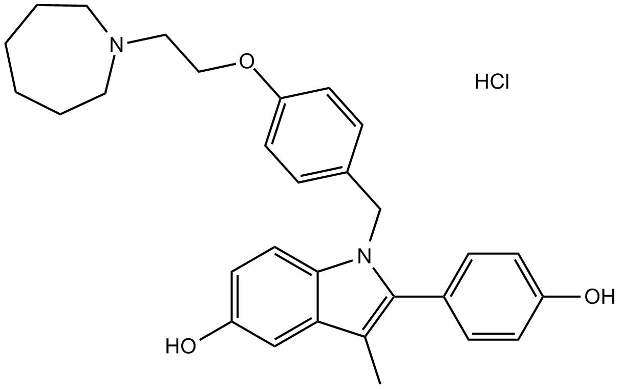 Bazedoxifene HCl