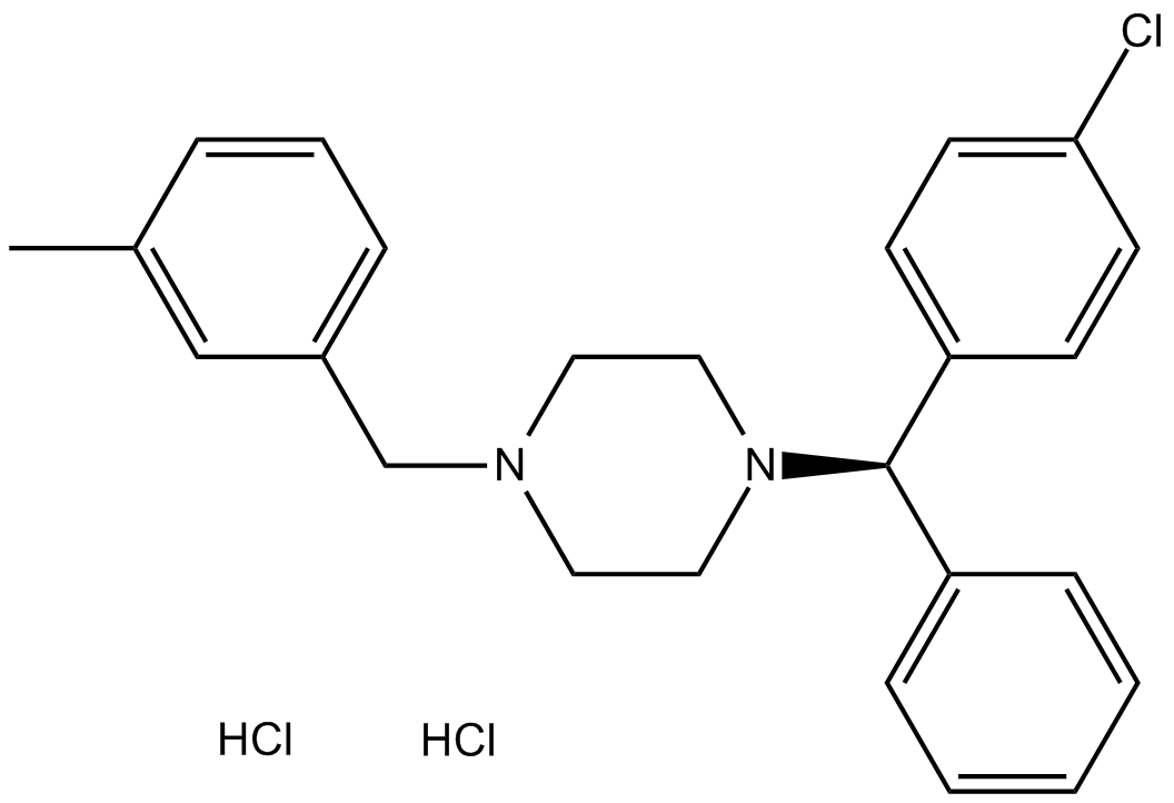 Meclizine 2HCl