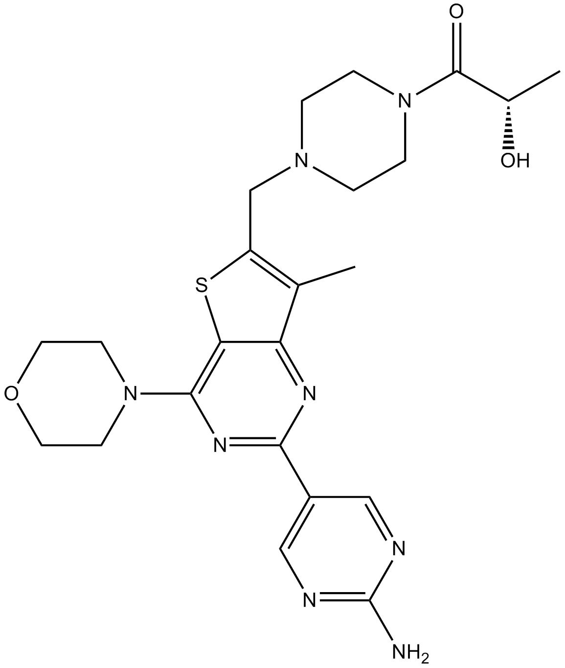 GDC-0980 (RG7422)