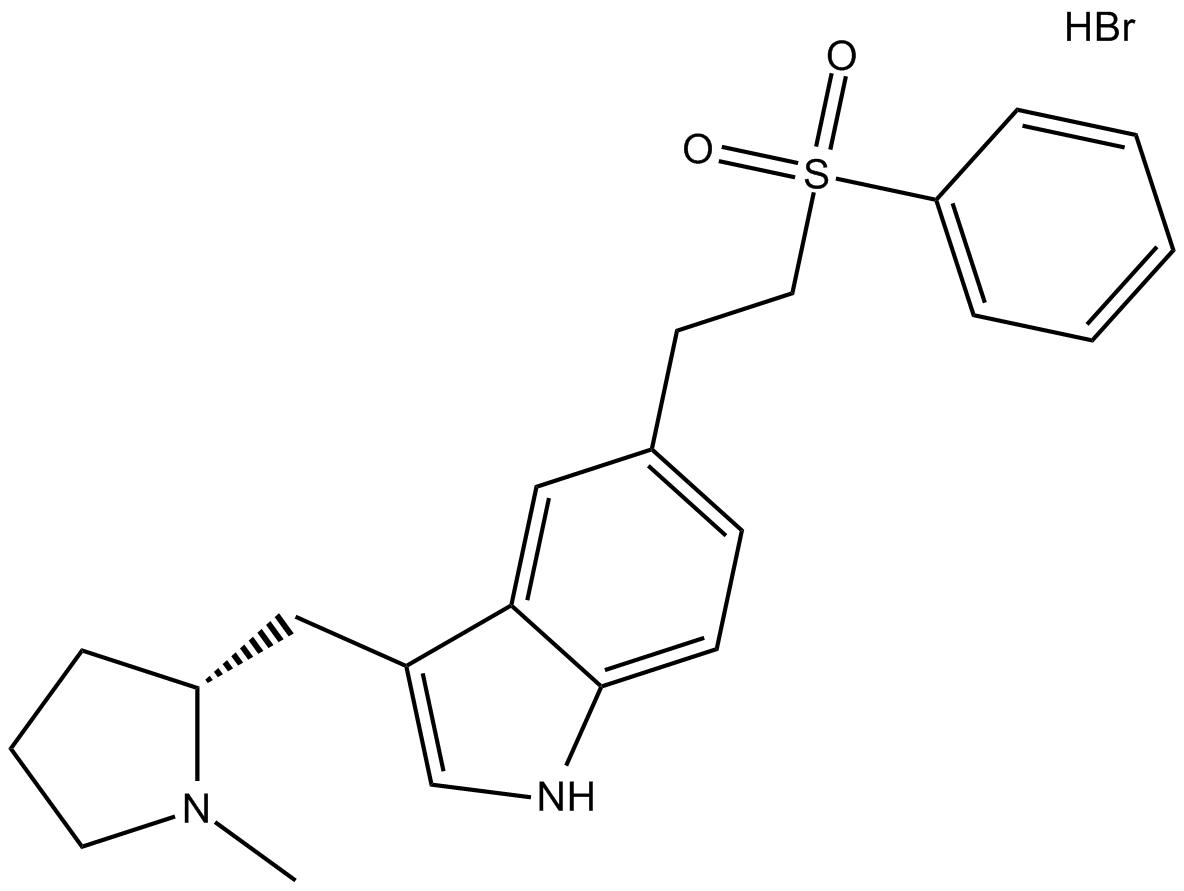 Eletriptan HBr