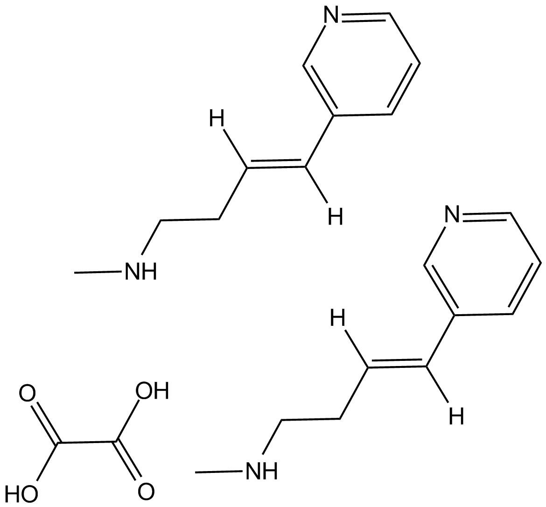 RJR-2403 hemioxalate