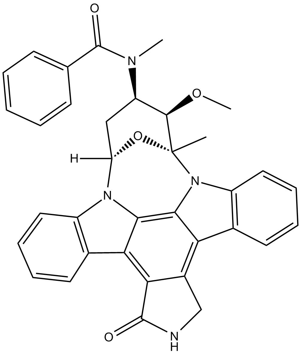 Midostaurin (PKC412)