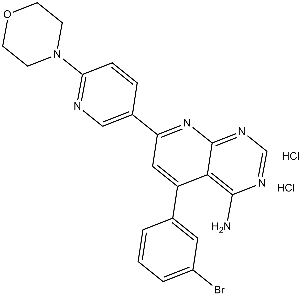ABT 702 dihydrochloride