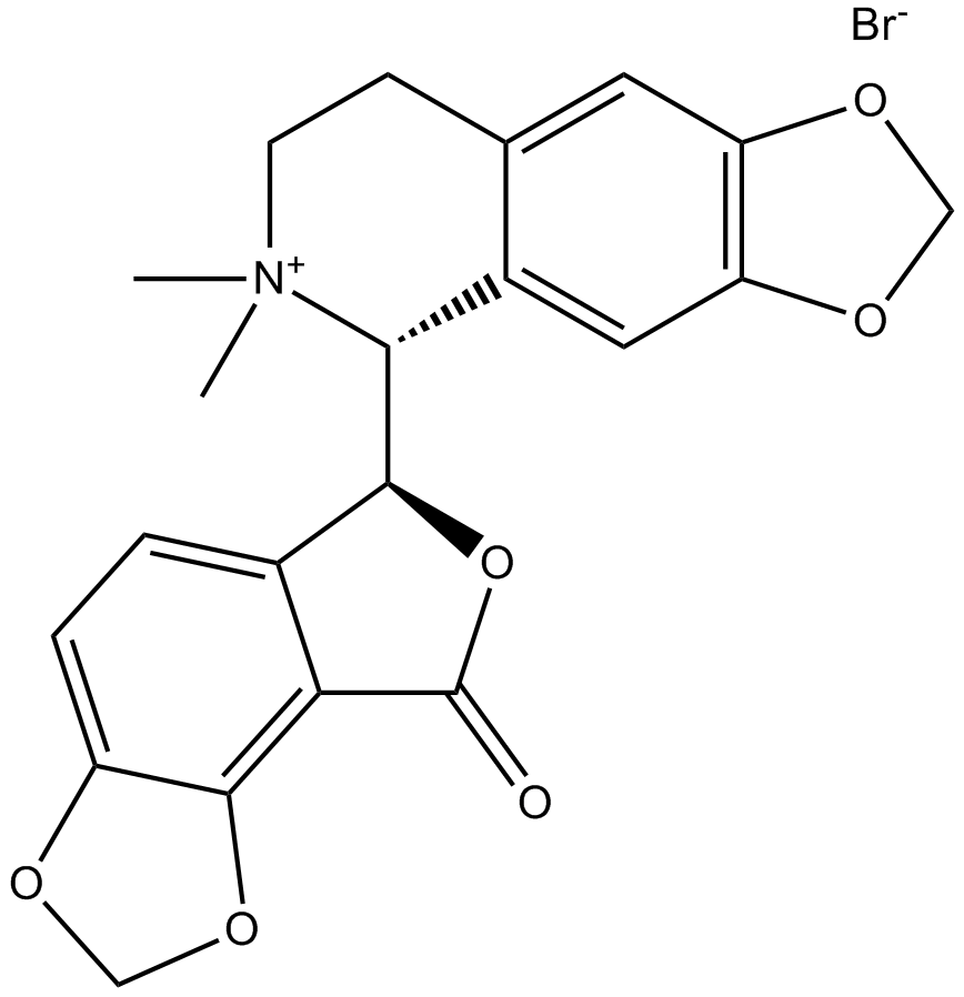 (-)-Bicuculline methobromide