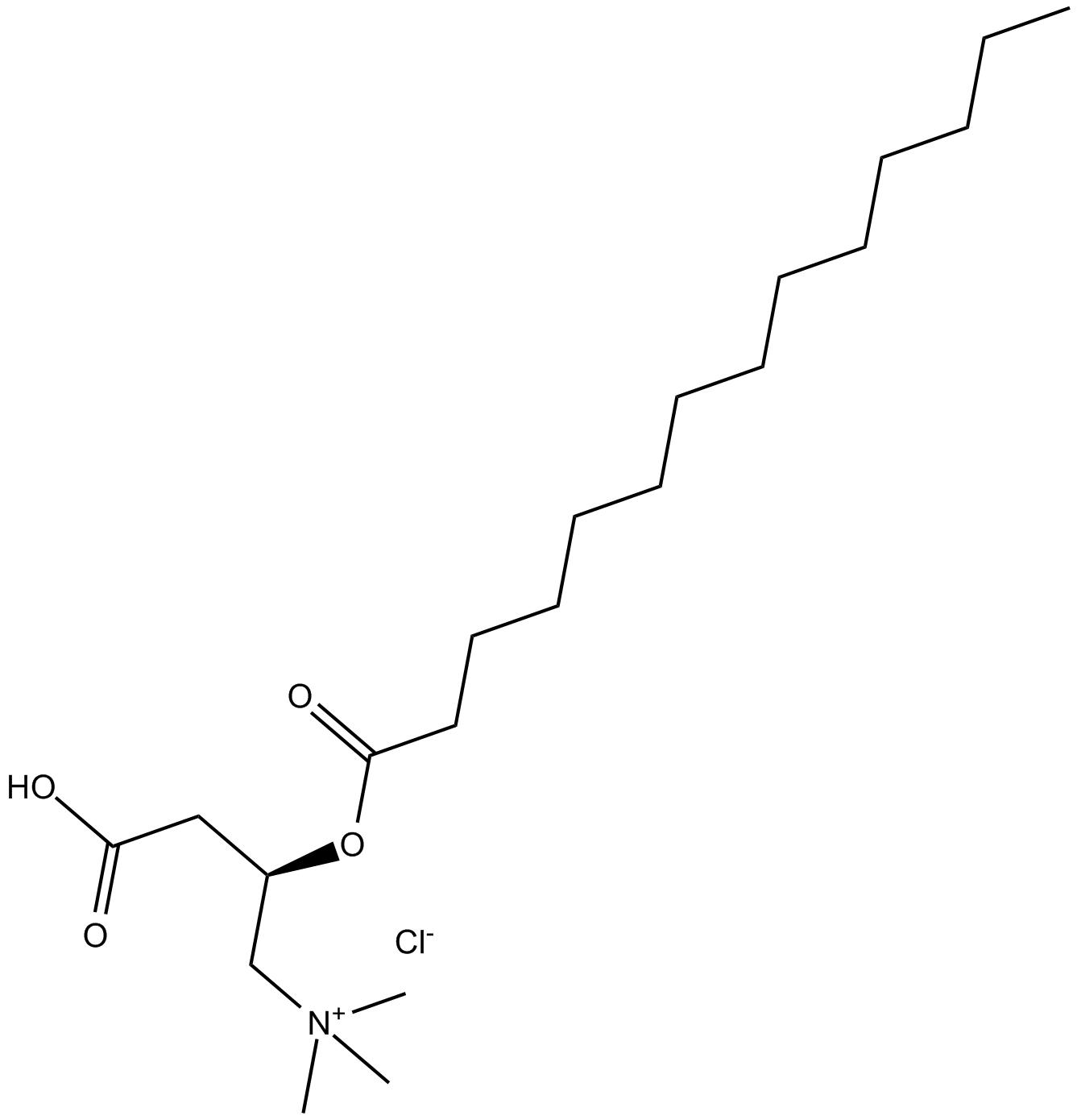 (±)-Myristoylcarnitine chloride
