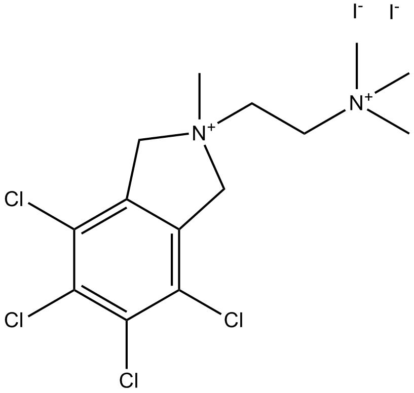 Chlorisondamine diiodide